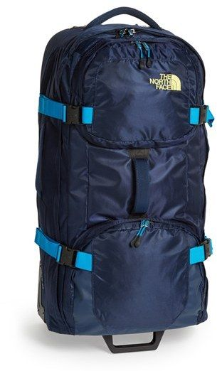 The North Face 'Longhaul' Rolling Duffel Bag (30 Inch) on shopstyle.com