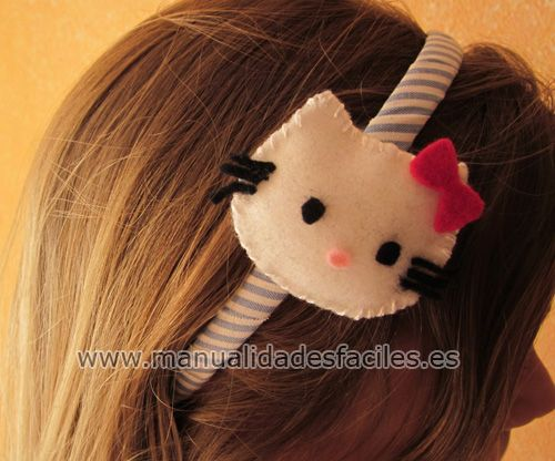 Diadema de Hello Kitty
