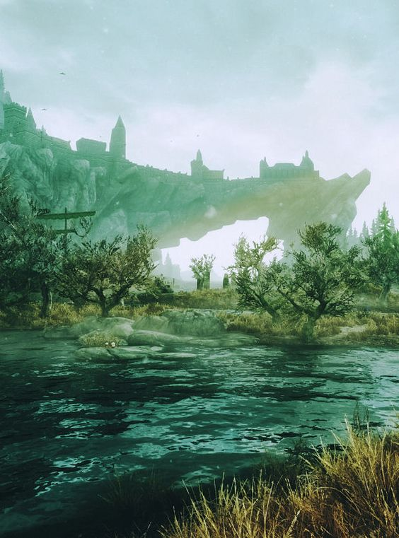 The Elder Scrolls V: Skyrim - Solitude
