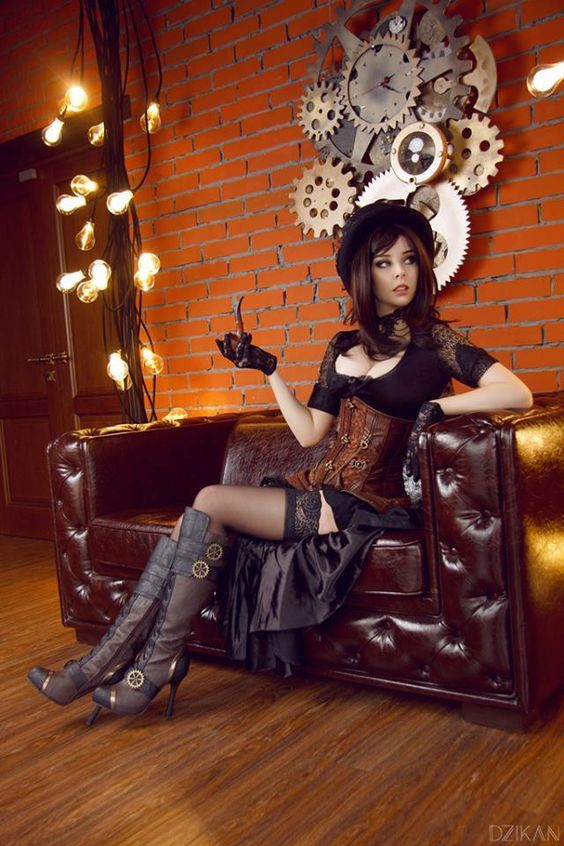 Model: Helly von Valentine Photo: M.Dzikan Cosplay... - Gothic and Amazing