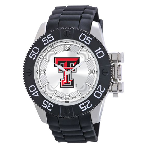 The Beast Texas Tech Red Raiders Sports Watch for Men