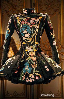 The House of Worth, 2010 looks like an Irish dance solo dress