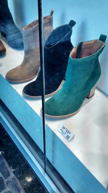Boots Bota sonho dos pés