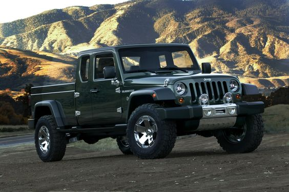 jeep gladiator glad release