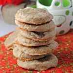 maple snickerdoodles Prevention RD... She's the best.. See her blog!!!