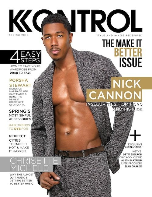 Nick Cannon Abs