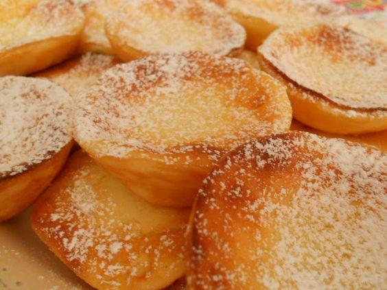 Delicias de queijo fresco e laranja