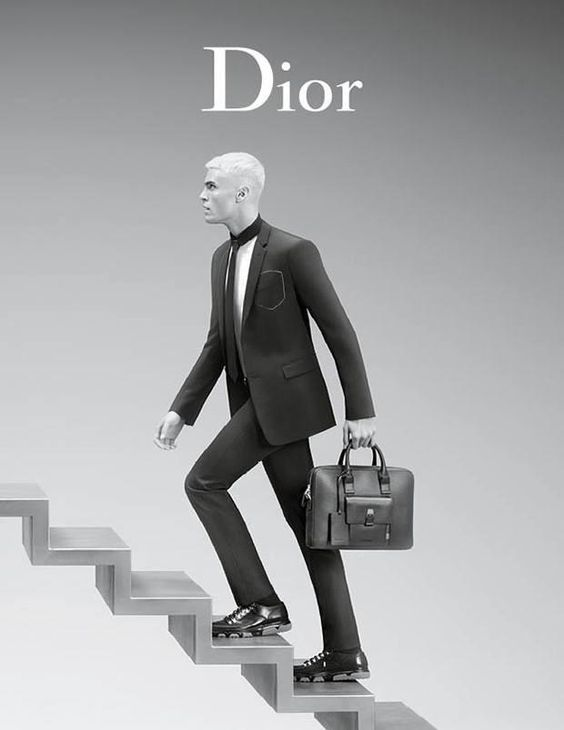 Dior Homme Reunites with Baptiste Giabiconi for Spring Ads: