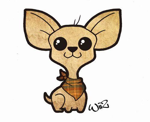 Chihuahua Kawaii Style By Wiiz Kun Deviantart Com On Deviantar