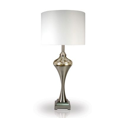"Quality Importers Abhasa 33"" Table Lamp"