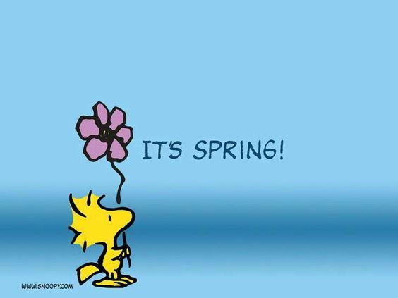 1st day of Spring...Whoop Whoop!