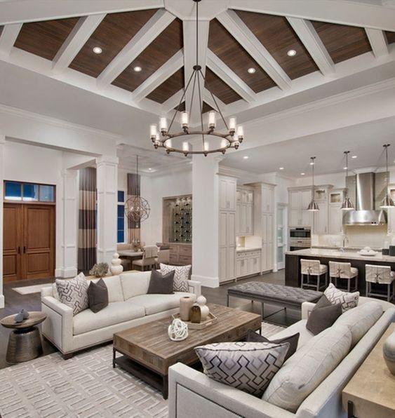 Renovate Living Room Ruang Tamu Rumah Pencahayaan Ruang Tamu Desain Kamar