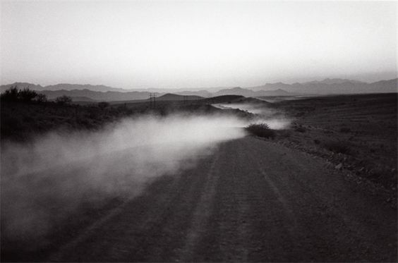 Road to Tombstone by Bernard Plossu on artnet Auctions