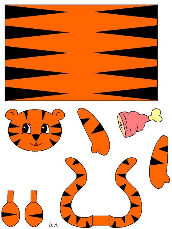 Tigre 718 957 pixels rouleau de papier toilette - Tableau rouleau papier toilette ...