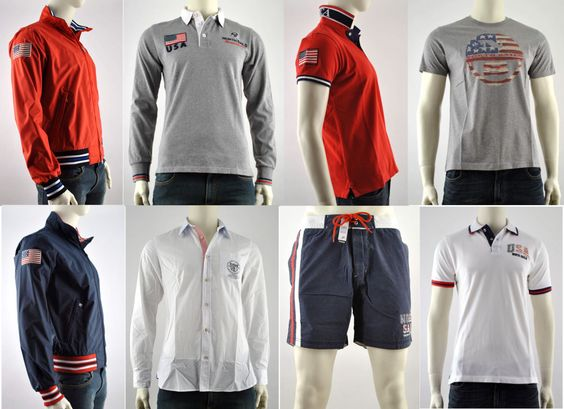 North Sails USA Collection 2013  www.milzastore.it