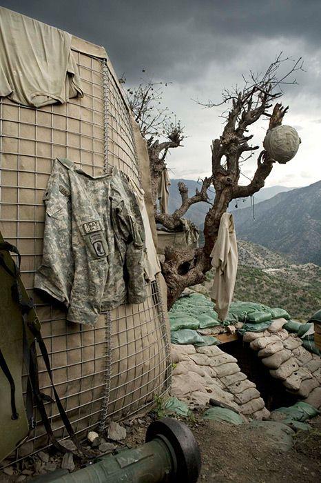 Tim Hetherington ... Afghanistan
