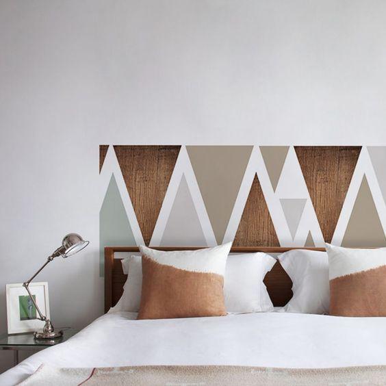 tete de lit déco
