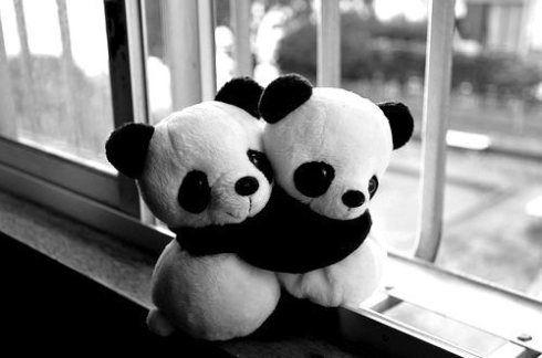 Znalezione obrazy dla zapytania love tumblr black and white