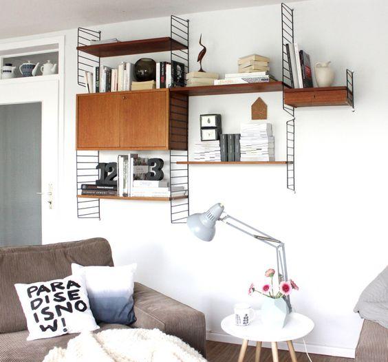andas Highboard »Curve«, walnut im nordischen Design Jetzt - nordische wohnzimmer