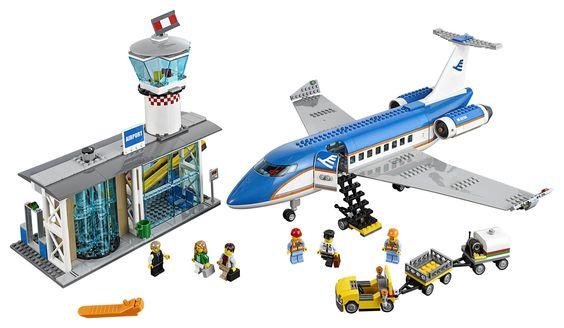 LEGO City Flughafen