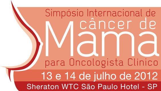 Simpósio Internacional de Câncer de Mama para Oncologista Clínico (clique na imagem para mais informações)