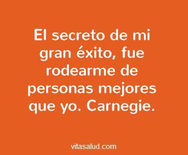 Jueves ideal para conocer el #secreto del #éxito... ¡feliz día!