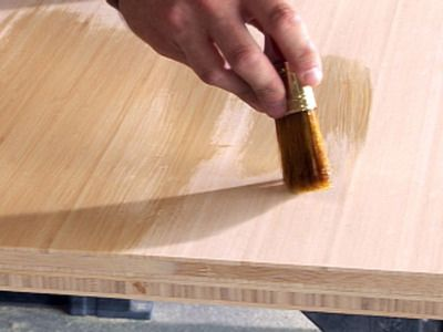 How to Create a Custom Bamboo Countertop in a Bathroom : How-To : DIY Network