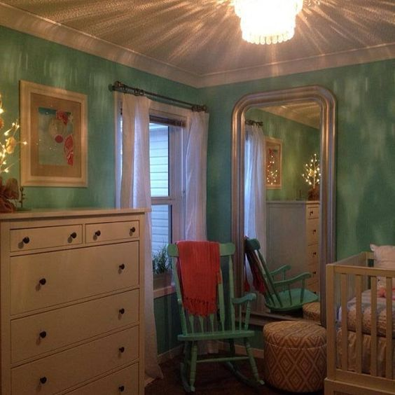 """Time to put up some pics of clients' rooms!  Willow's nursery #pbteen #ikea #trendyturtle #target #design #decor #coldlakeinteriordesigner…"""