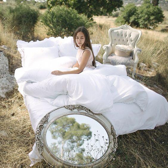 White Spring Luxury Bedding www.whitespring.co.il