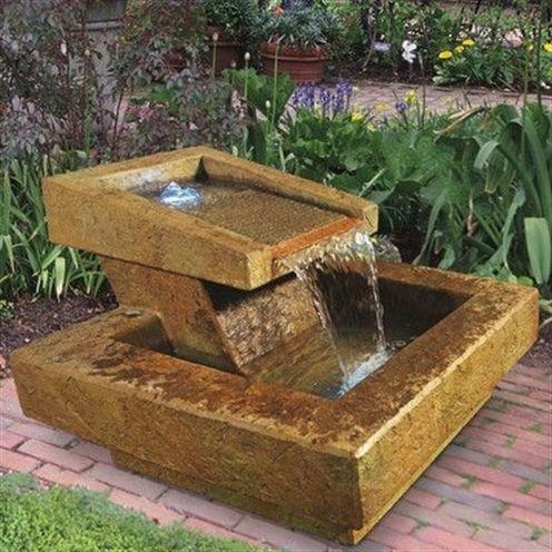 The 8 Best Mini Zen Gardens You Can Get On Amazon Water Features In The Garden Garden Fountains Mini Zen Garden