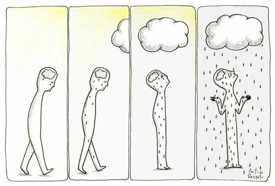 Lluvia. Gracias.
