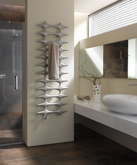 radiateur sche serviettes eau chaude design ideos kermi - Radiateur Eau Chaude Salle De Bain