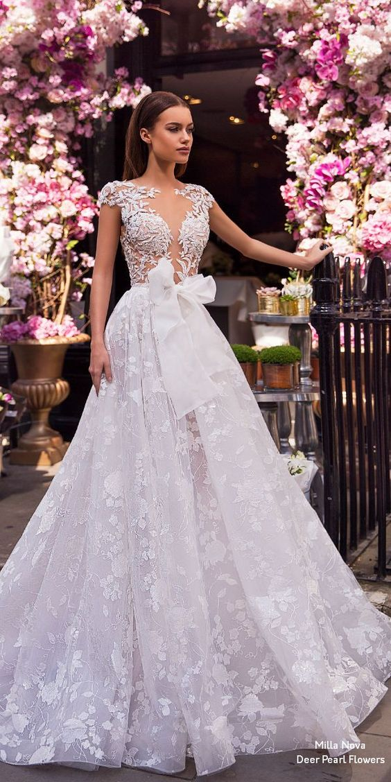 Blooming London 2019 wedding dresses