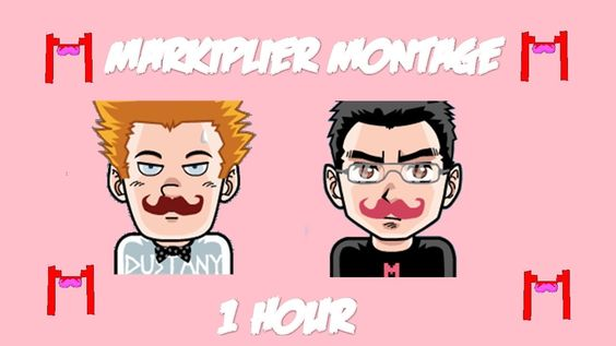 One Hour Markiplier Funny/Horror Montage