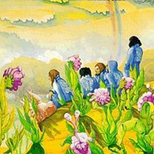 1975 Si on avait besoin d'une cinquième saison (If We Needed a Fifth Season), also known as Les Cinq Saisons (The Five Seasons), is the second album by Quebec band Harmonium, released in '75. The album marked a departure from the folk rock sound of the band's self-titled debut album towards a unique progressive rock sound, and also marked the growth of the band, as members Serge Fiori, Michel Normandeau and Louis Valois were joined by Pierre Daigneault and Serge Locat.