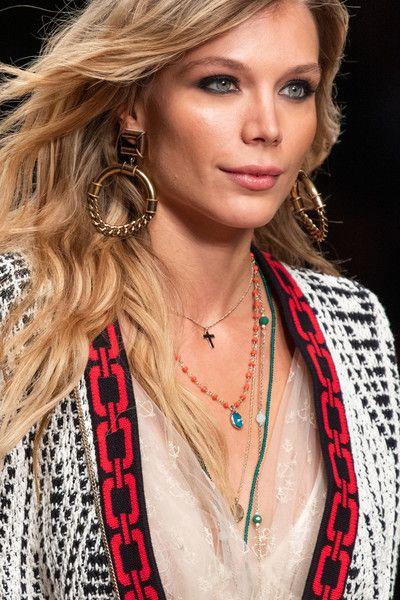 Elisabetta Franchi at Milan Fashion Week Spring 2020 - Livingly