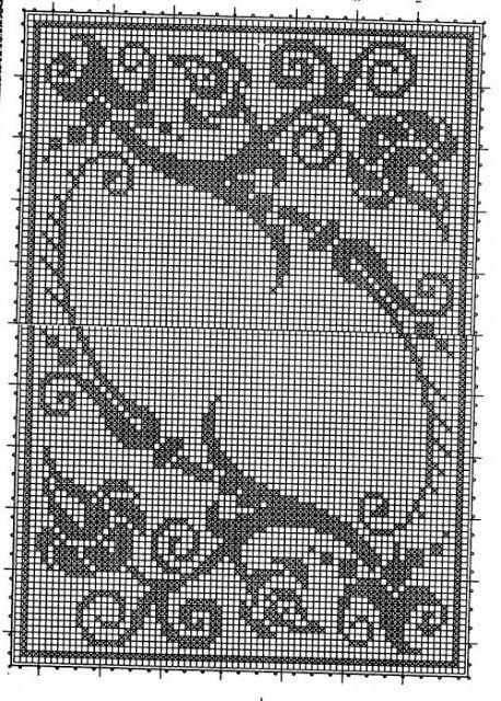 Modelos de peças de roupas de crochê - Trabalhos Manuais