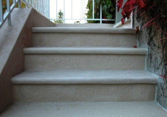 Marche Et Contremarche En Pierre Reconstituee Pour Habillage Escalier En Beton Habillage Escalier Habillage Escalier Beton Contremarche Escalier