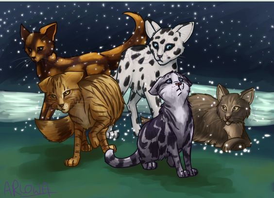 Warrior Cats Mothwing And Willowshine Warrior Cats Willowshi...