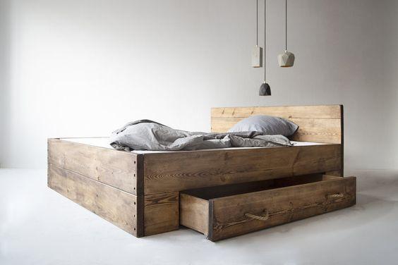 Ordnung-Schlafzimmer-Kleiderschrank-Bettschublade