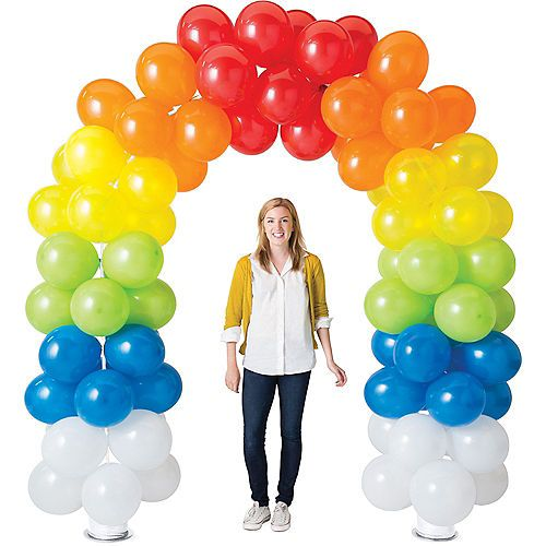 Balloon Arch Kit With Images Arch Kit Balloon Arch