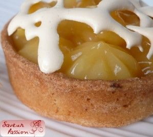 tarte au citron de Menton revisitée