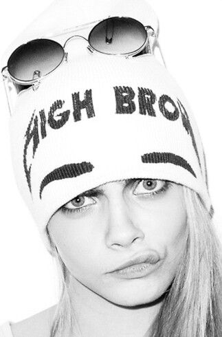 Cara & her power brows ❤