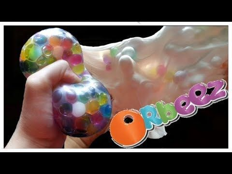 Diy Orbeez Stress Ball Orbeez Schleim Fail In 2020 With Images