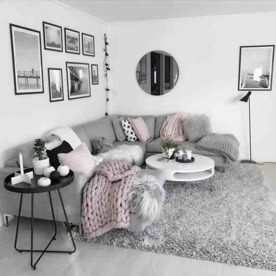 28 Cozy Living Room Decor Ideas To Copy Society19 In 2020 Living Room Decor Cozy Cozy Living Rooms Small Modern Living Room