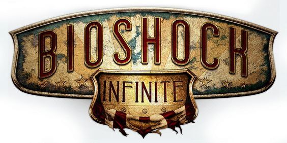 Bioshock Infinite-like logo by Alan Klim, via Flickr