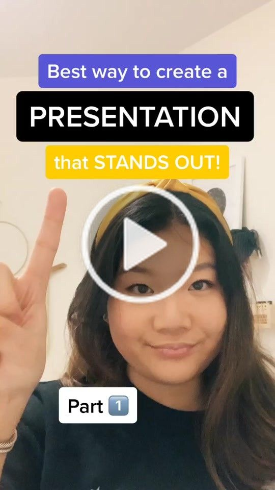 Nogood Nogood Io On Tiktok The Best Way To Create A Presentation That Standsout School Presentation Ideas Tips For Presentations Life Hacks For School