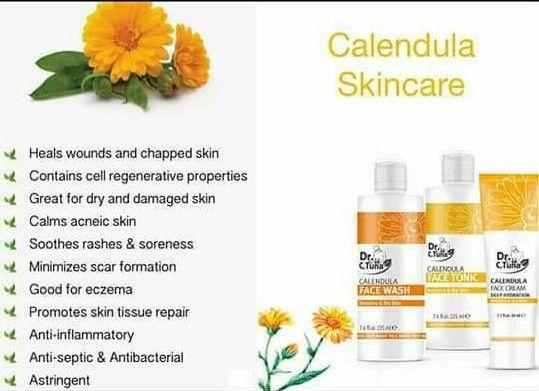 Farmasi Calendula Skincare Calendula Skin Care Skin Calming