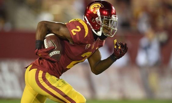CB Adoree Jackson Could Unlock USC's Offense - Today's U  Nebraska got the first glimpse.  It came on USC's first possession of the 2014 Holiday Bowl that wound up not being a possession at all, rather a 12-second display.....