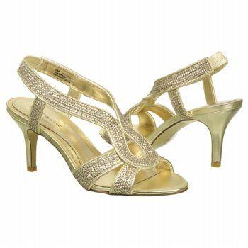 Women's Bandolino Kierson Gold Shoes.com   sparkly neutrals ...